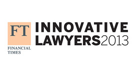 FT Innovative Lawyers 2013