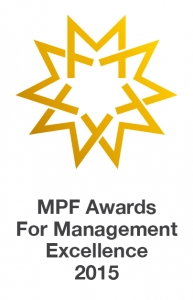 MPF Awards For Management Excellence 2015