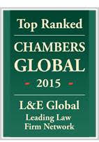L&E Global - Leading Law - Chamber 2015