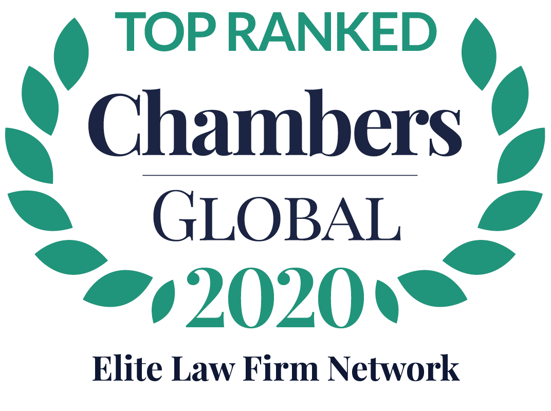 "L&E Global awarded ""Elite"" status for Global-Wide Employment Law Networks by Chambers Global 2020"